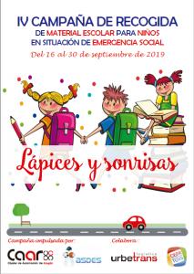(Español) IV Edición Lápices y Sonrisas