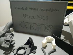 "(Español) IV jornada de ""Visitas Tecnológicas"" CAAR"