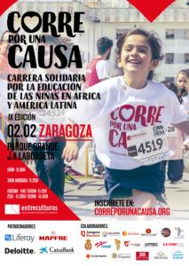 (Español) El domingo 2 de febrero ven a correr con nosotros